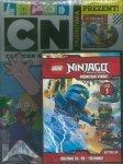 Cartoon Network Przedstawia 5/2017 + DVD LEGO Ninjago Podniebni piraci cz.1
