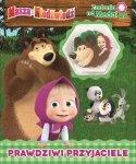Masza i Niedźwiedź Zadania na medal 1 Prawdziwi przyjaciele + medal