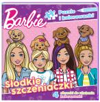 Barbie Puzzle i kolorowanki Słodkie szczeniaczki
