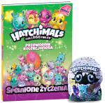 Hatchimals Przewodnik kolekcjonera Sezon 4 Spełnione życzenia