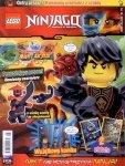 LEGO Ninjago magazyn 8/2017 + Kamienny szermierz z szablą
