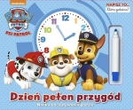 Psi Patrol Napisz to… 1 Która godzina? Dzień pełen przygód
