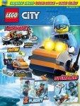 LEGO City magazyn 6/2018 + badacz Arktyki i skuter śnieżny