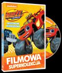 Filmowa Superkolekcja Blaze i megamaszyny Drużynowe mistrzostwa DVD