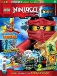 LEGO Ninjago magazyn 5/2016 + smok KAIA