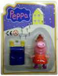 PREZENT ZA ZAKUPY za 30 zł - Świnka Peppa figurka z sankami
