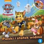 Psi Patrol Filmowe opowieści 1 Pieski i statek widmo książka + DVD
