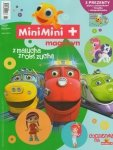 MiniMini+ magazyn 5/2016 + Kuchenne przeboje Rybki MiniMini (CD) + niespodzianka