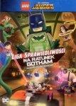 PREZENT ZA ZAKUPY za 90 zł - DVD LEGO Super Heroes Liga Sprawiedliwości Na ratunek Gotham