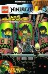 LEGO Ninjago Komiks 7 Noc Nindroidów