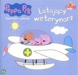 Świnka Peppa Książeczki z półeczki 44 Latający weterynarz