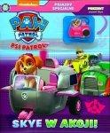 Psi Patrol Pojazdy specjalne 2 Skye w akcji! + helikopter