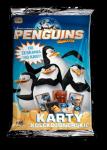 Pingwiny z Madagaskaru karty kolekcjonerskie