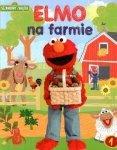Sezamkowy Zakątek Elmo na farmie 1
