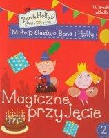 Małe królestwo Bena i Holly 2 Magiczne przyjęcie (z naklejkami)