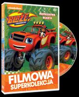 Filmowa Superkolekcja Blaze i megamaszyny Mistrzostwa Blaze'a DVD