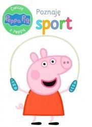 Świnka Peppa Ćwiczę z Peppą 7 Poznaję sport