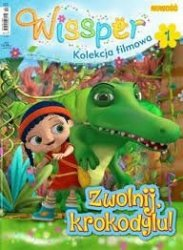 Wissper Kolekcja filmowa 1 Zwolnij, krokodylu (DVD)