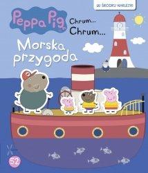 Świnka Peppa Chrum… Chrum… 52 Morska przygoda