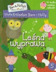 Małe królestwo Bena i Holly 5 Leśna wyprawa (z naklejkami)