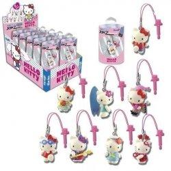 PREZENT ZA ZAKUPY za 50 zł - Hello Kitty figurka zawieszka