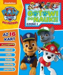 Psi Patrol Gotowi do nauki 1
