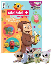 MiniMini+ magazyn 5/2015 + Yoohoo & Friends