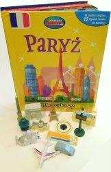 PRODUKT PREMIOWANY Paryż Moc zabawy + mata i 12 figurek