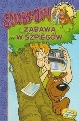Scooby-Doo! Czytamy razem 4 Zabawa w szpiegów
