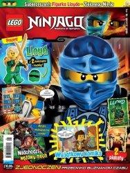 Lego Ninjago magazyn 5/2017 + LLOYD
