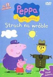 Świnka Peppa magazyn Wydanie specjalne z DVD Strach na wróble (1/2014)