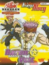 Bakugan Księga Mocy 12 Baron kontra Volt