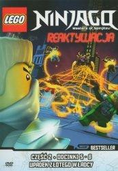 PREZENT ZA ZAKUPY za 50 zł DVD LEGO Ninjago Reaktywacja 2