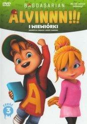 Alvin i wiewiórki Kolekcja filmowa 3 (DVD)