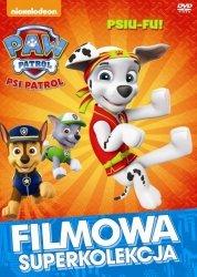 Filmowa Superkolekcja Psi Patrol Psiu-fu! DVD