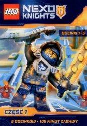 Cartoon Network Wydanie specjalne 2/2017 + DVD LEGO Nexo Knights cz.1