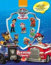 Psi Patrol Przyczep figurkę