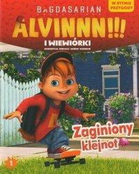 Alvin i wiewiórki W rytmie przygody 1 Zaginiony klejnot