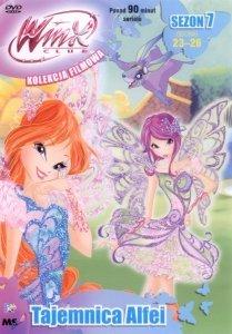 Winx Club Kolekcja filmowa seria 7 cz.8 Tajemnica Alfei (DVD)