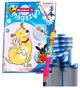 MiniMini+ magazyn Wydanie specjalne 2/2020 + 2 prezenty