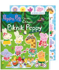 Świnka Peppa Chrum… Chrum… 70 Piknik Peppy