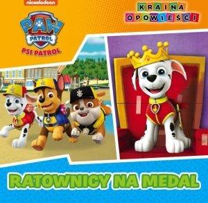 Psi Patrol Kraina opowieści 5 Ratownicy na medal