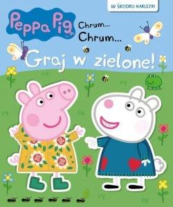 Świnka Peppa Chrum… Chrum… 69 Graj w zielone!