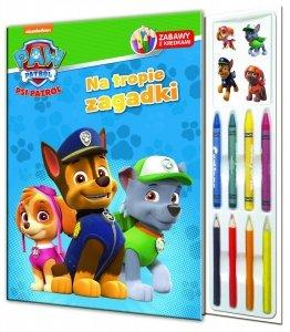 Psi Patrol Zabawy z kredkami 2 Na tropie zagadki