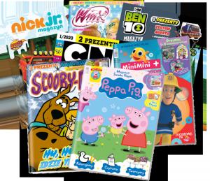 PREZENT NIESPODZIANKA magazyn dla dzieci