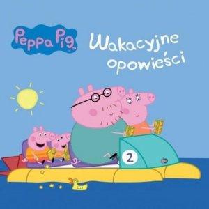 Świnka Peppa Wakacyjne opowieści (w twardej oprawie)