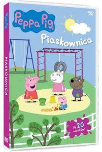 Świnka Peppa DVD Piaskownica (20 odcinków)