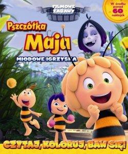 Pszczółka Maja Miodowe Igrzyska Filmowe zabawy