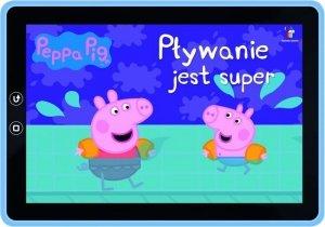 Świnka Peppa Książeczki Bajeczki 2 Pływanie jest super