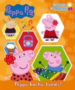 Świnka Peppa Zadania na medal 3 Peppa kocha taniec!